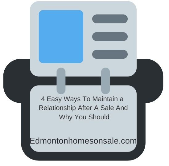 Buying a home in Edmonton