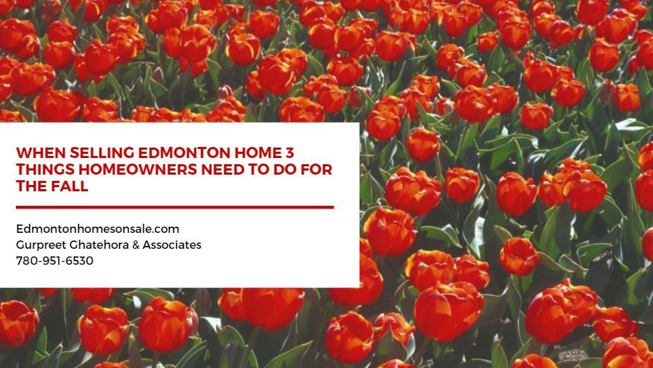selling edmonton home