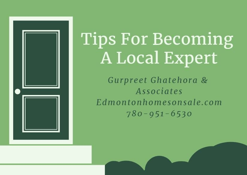 Edmonton real estate expert