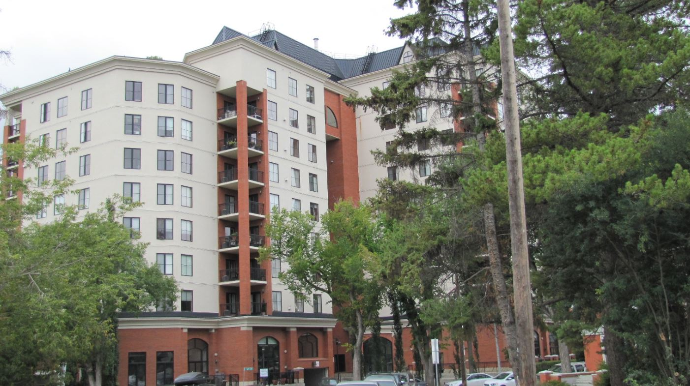 Edmonton penthouses for sale
