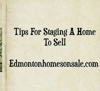 Tips for staging a home to sell for Tips for staging a house to sell